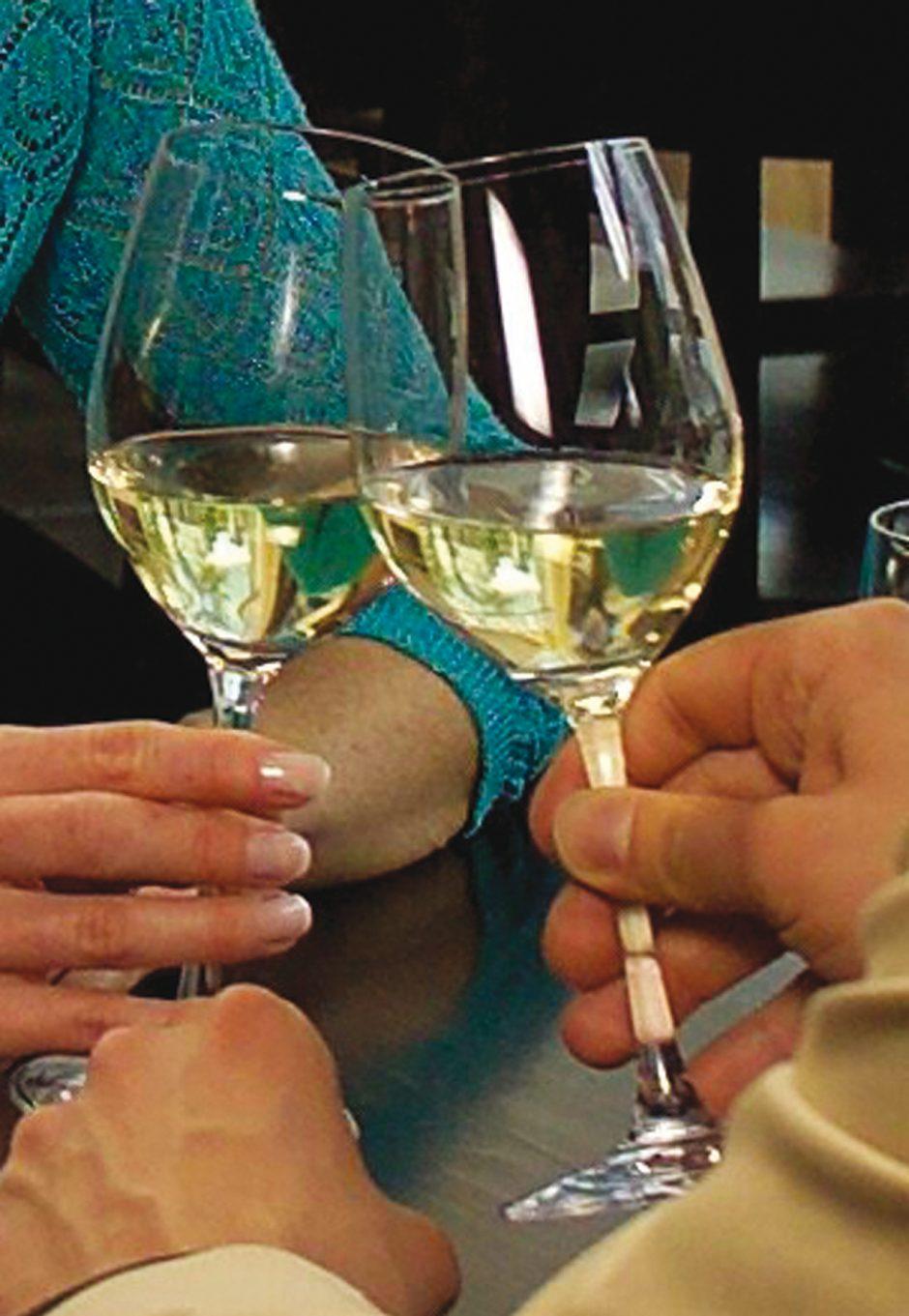 Sparkassen-Weinfest öffnet in Bockum-Hövel seine Pforten