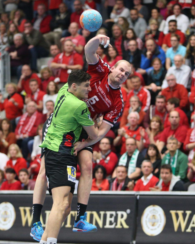 Sparkasse präsentiert das Handball-Derby ASV – Emsdetten