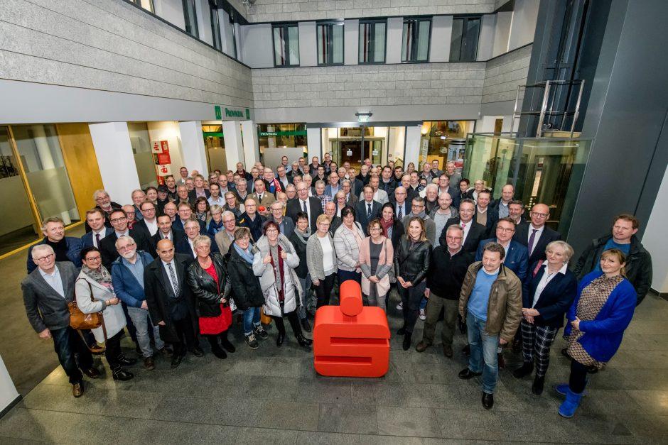 Sparkasse Hamm honoriert das Ehrenamt