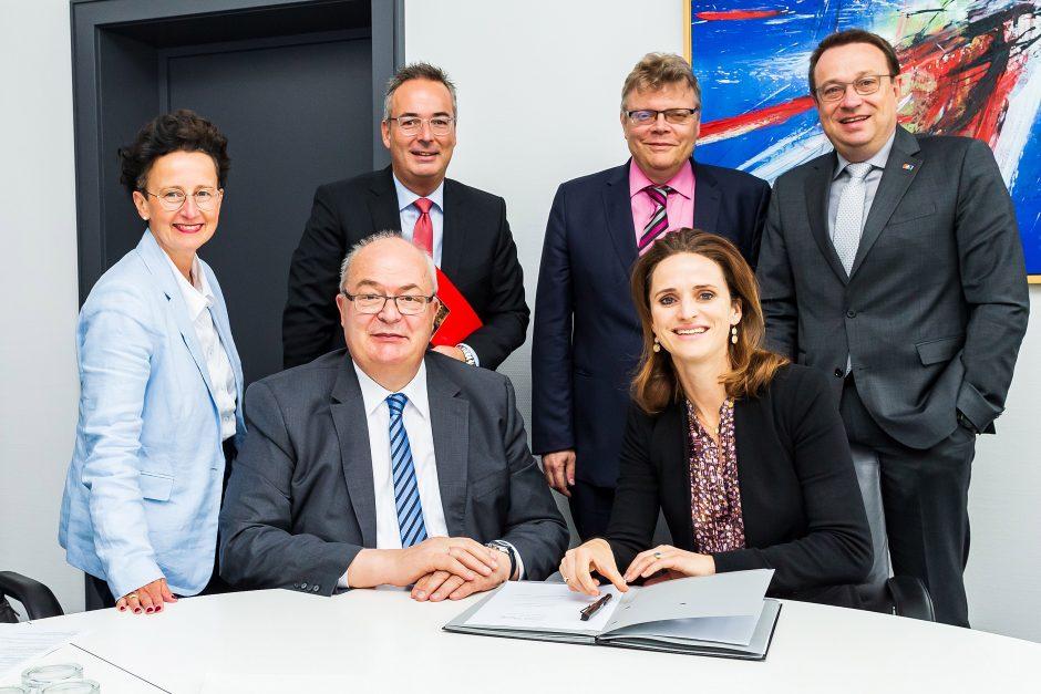 Hauptstelle der Sparkasse Hamm wird Standort für Digitalwerkstatt