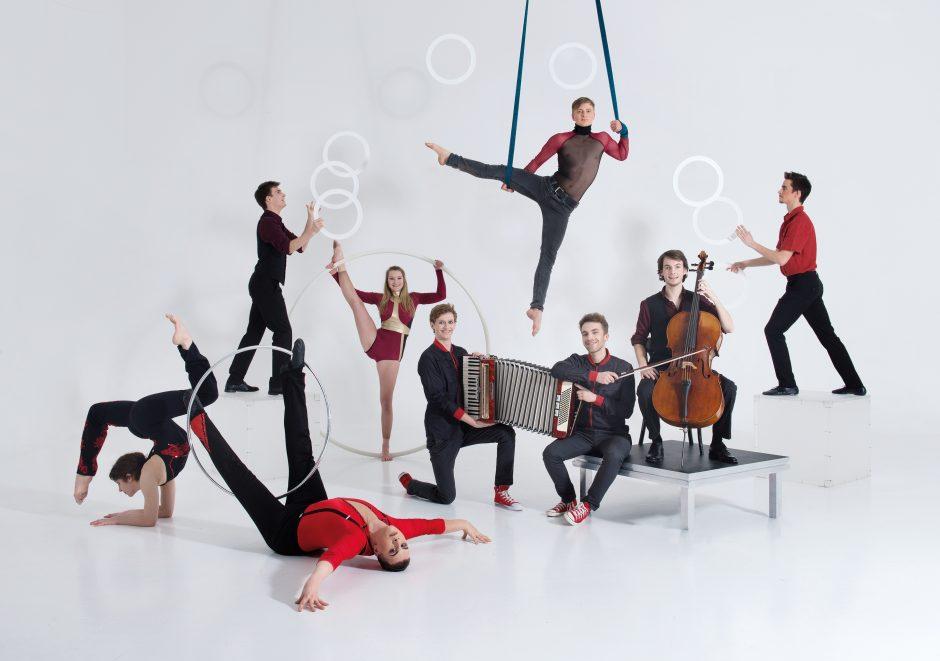 """""""SPIN!"""" –  die Absolventenshow der Staatlichen Artistenschule Berlin"""