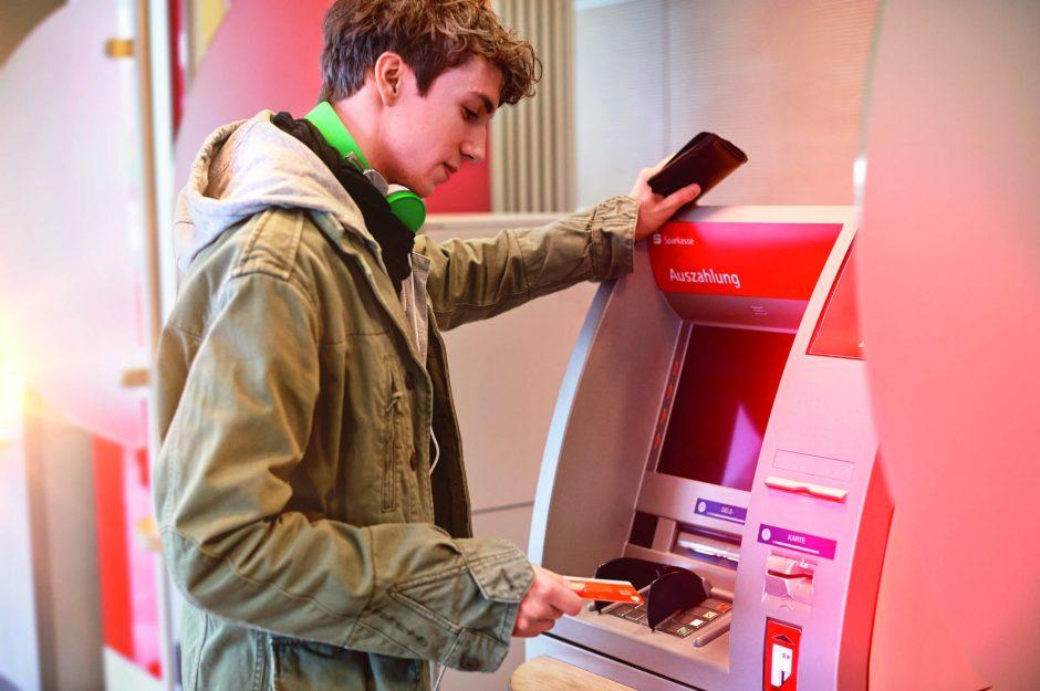 Sicherheit am Geldautomaten: Worauf Sie achten sollten