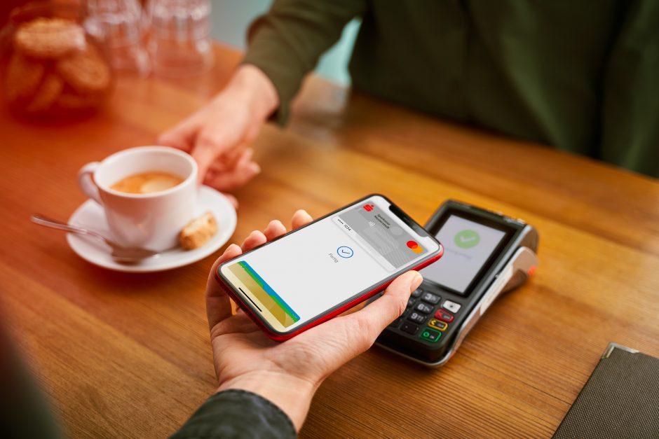 Apple Pay startet bei der Sparkasse Hamm