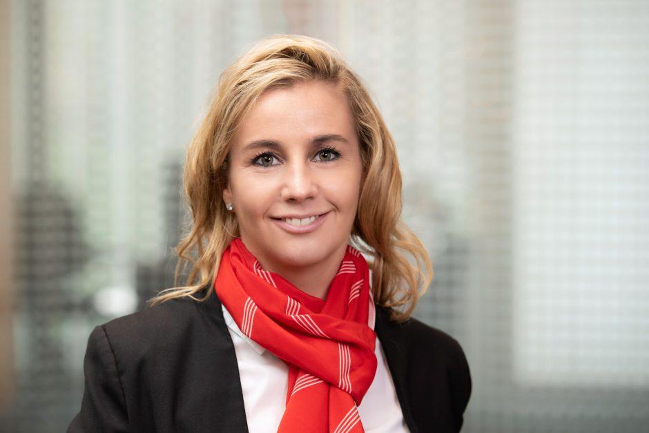 Vanessa Grüber ist die neue Leiterin der Geschäftsstelle in Rhynern