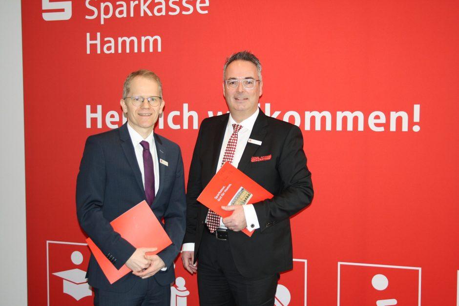 Sparkasse Hamm auch in 2019 weiter auf deutlichem Wachstumskurs