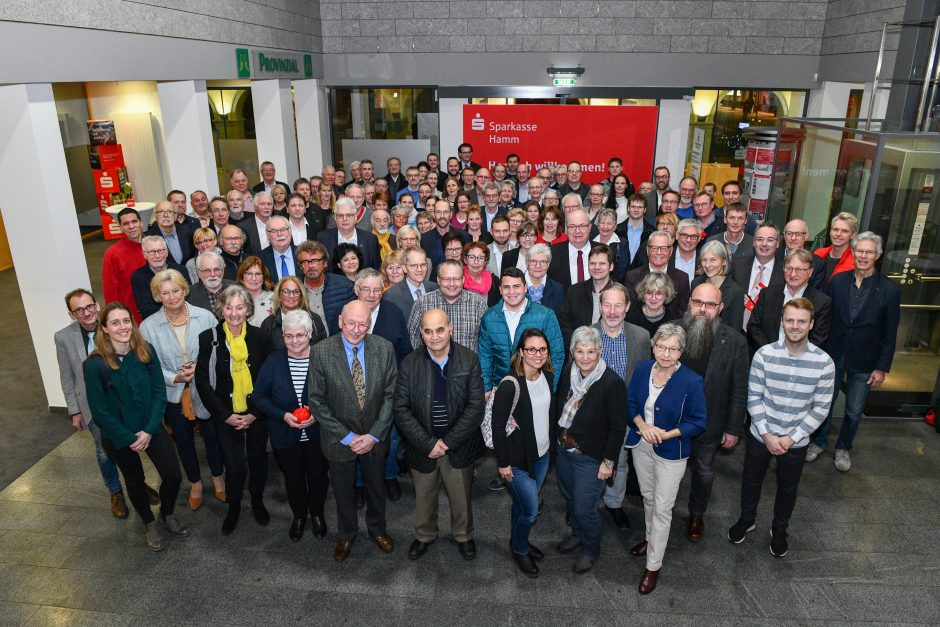 """""""Zusammen geht mehr"""" – Sparkasse Hamm würdigt das Ehrenamt"""