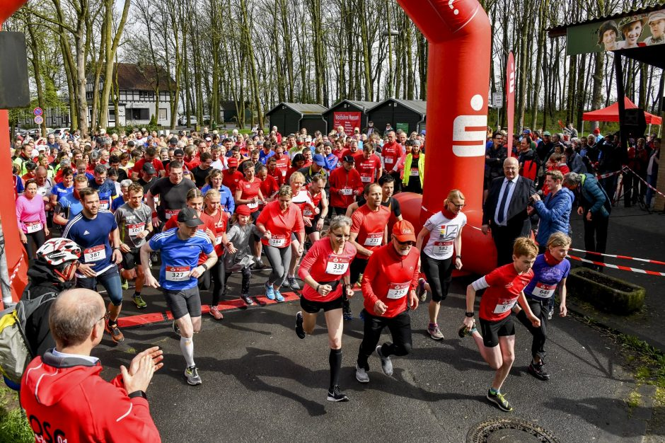 Laufen für den guten Zweck: Anmeldung für Charity-Lauf jetzt möglich