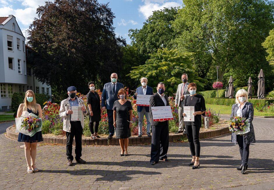 Löhnberg-Kulturförderpreis an zwei Hammer Vereine verliehen