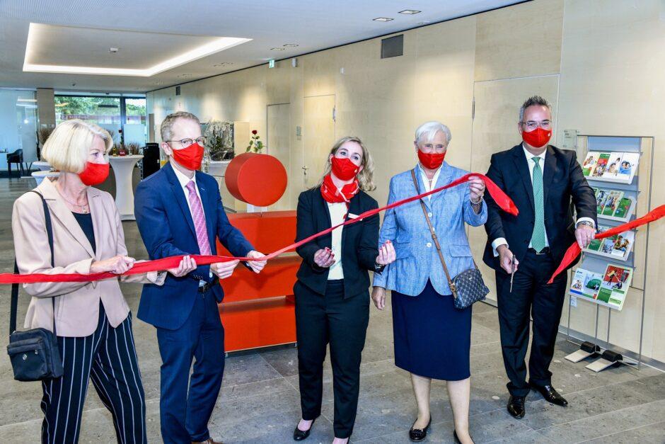 Sparkasse Hamm eröffnet neue Geschäftsstelle in Rhynern