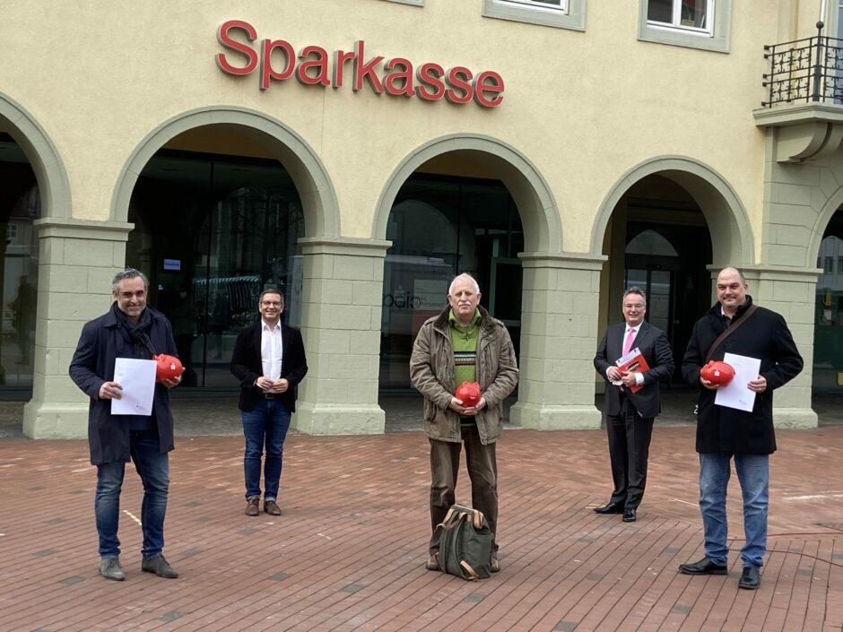 Bürger küren Fotogruppe des Film- und Videoclubs 65 e.V. Hamm-Herringen zum Spendenvoting-Gewinner