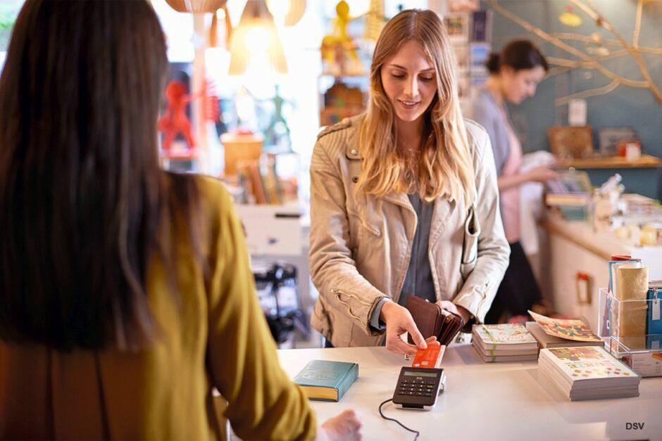 Bezahlen an der Kasse – mit Unterschrift oder PIN?