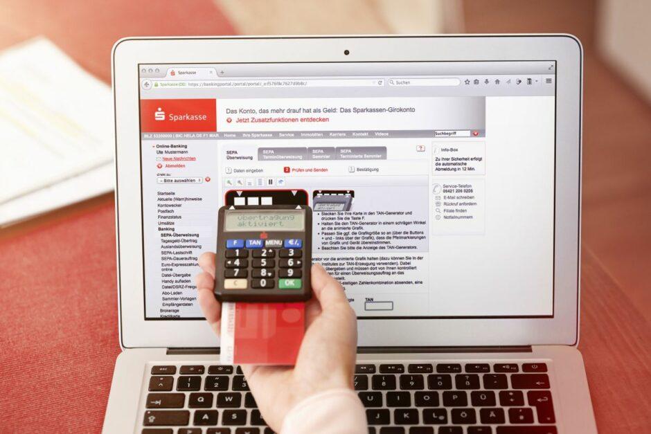 Sparkasse Hamm erleichtert weiteren Kunden den Zugang zum Online-Banking