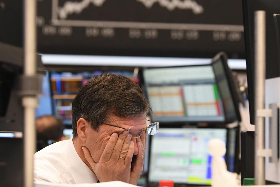 """Aktienmärkte: """"Wer jetzt verkauft, macht reale Verluste"""""""